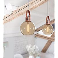 KUAIDUUD lampadari di vetro camera da letto