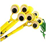 Sshakuntlay Minions Eyes Pen For Kids Birthday Party Return Gift (Pack Of 12)