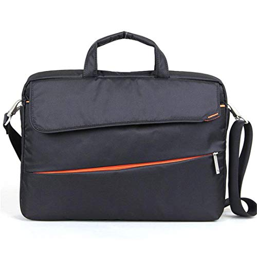 Targus Damen Tragetasche (15,6 Zoll Männer Frauen Messenger Bag Notebook Laptop Messenger Bag für Männer Frauen Black 15)