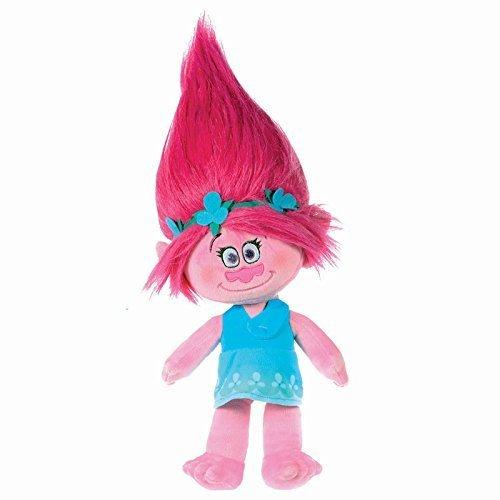 Trolls Peluche princesa Poppy 37cm