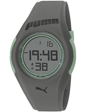 Puma Unisex-Armbanduhr TONIC Digital Quarz Resin PU911191004
