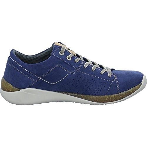 Josef Seibel Ricky 05, Sneaker Donna blu (blu)