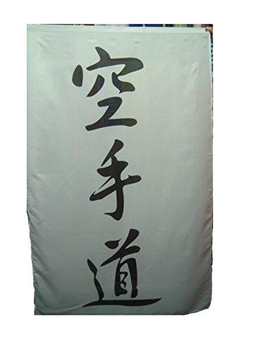 Große Karate Flagge - tolles Geschenk oder für Ihr Dojo