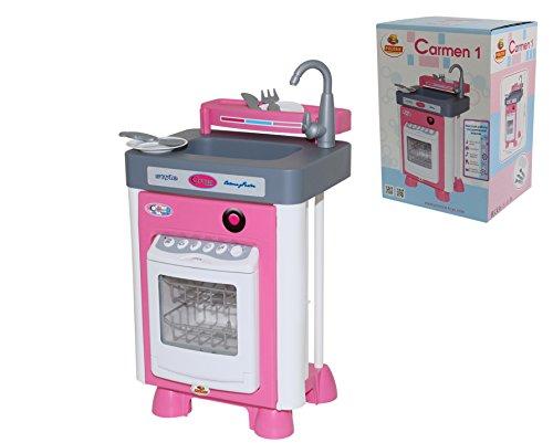 Polesie Polesie57891 Carmen - Cocina Juguete lavavajillas