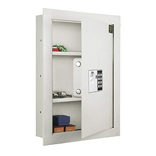 Große versteckte Wand sicher elektronische Sicherheits-Schmuck-Pistole Bargeldschloss Box Fire Proof -