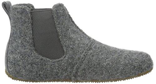 Living Kitzbühel Chelsea Boot, Chaussons mixte enfant Grau (grau 610)