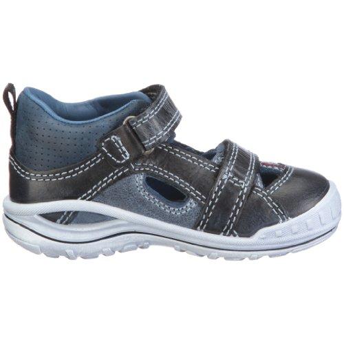 Ecco Kick Start 751511, Sandales mixte enfant Bleu