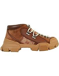 e67a94587d Gucci Scarpe Sneaker Oversize flashtrek GG da Uomo 521680 0P310 2590 Beige