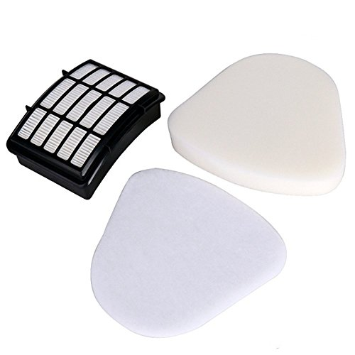 41zRh9dbTjL - BEST BUY NO.1# FBSHOP(TM) Accessory Kit for Shark Navigator Lift away filter Nv350 sets, Nv351, Nv352, Nv355, Nv356, Nv357, 1 Pre-filter Foam & Felt and 1 Hepa Filter for Shark Part # Xff350 & # Xhf350 Reviews uk