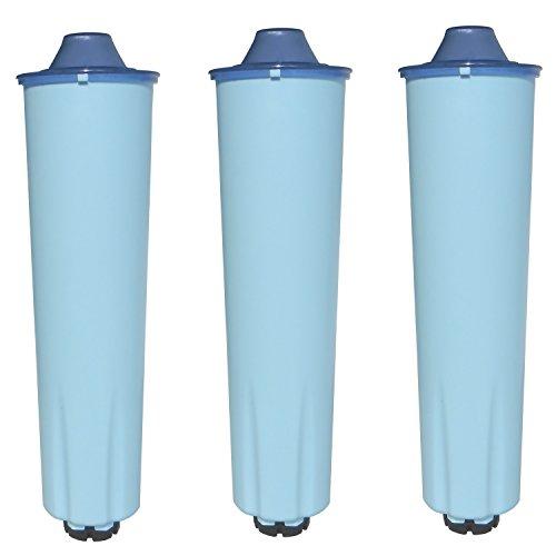 3er Pack - Scanpart Wasserfilterpatrone für Kaffeevollautomaten - Ersetzt die Jura Blue Filterpatrone