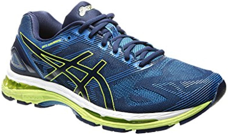 Asics Zapatillas de Running Para Hombre Azul Azul