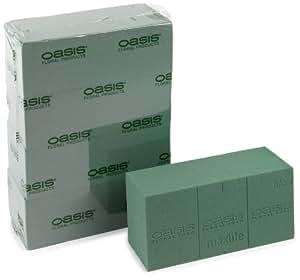 oasis ideal blumen schaumstoff block maxlife box enth lt 4 steine garten. Black Bedroom Furniture Sets. Home Design Ideas
