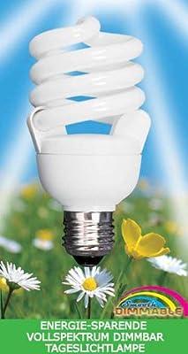 20 Watt dimmbare Vollspektrum Tageslichtlampen