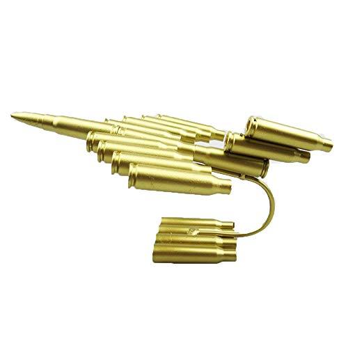 Handgemachte Gewehr-Gewehrkugel-Shell Casings Flugzeug-Modell-Metallgrafik-Ausgangsleben/Arbeitszimmer-Dekorations-Geschenk Scherzt Vorbildliches Spielzeug -