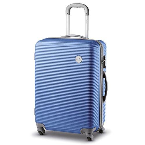 Koffer LOUNGE, 65 cm azurblau - (42.43.02.07)
