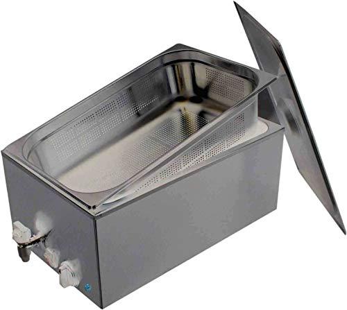 Wasserbad für die schonende erwährmung von Moorkompressen Fango Wärmeträger