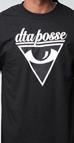 DTA/Rogue Status -  T-shirt - Maniche corte  - Uomo nero XXX-Large