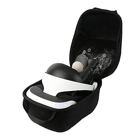 pour Sony Playstation VR PSVR Voyage Stockage Porter Étui Housse pour Move/Camera V2 par co2CREA