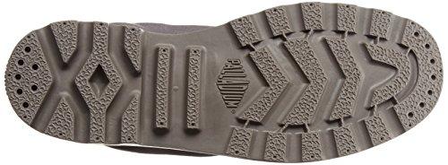 Palladium Mono Chrome Baggy, Chaussures Bateau Adultes Gris Unisexe (grau (gris Foncé))