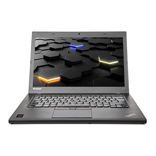 Lenovo Thinkpad T450 - i5-5200U 2,2 GHz CPU - 8 GB RAM - 14 Zoll - 1366x768 Pixel Auflösung - 500 GB HDD - Windows 10 Pro(Generalüberholt) - T450 Thinkpad