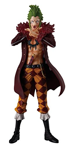 Shokugan One Piece 5.1-Inch Bartolomeo Figure, Super One Piece Styling, Trigger of the Day Blind Box (Styles May Vary… 2