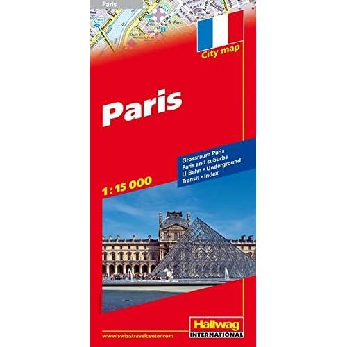 Paris : 1/15 000