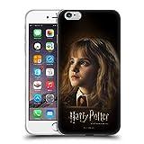 Ufficiale Harry Potter Hermione Granger Sorcerer's Stone II Cover in Morbido Gel Compatibile con iPhone 6 Plus/iPhone 6s Plus