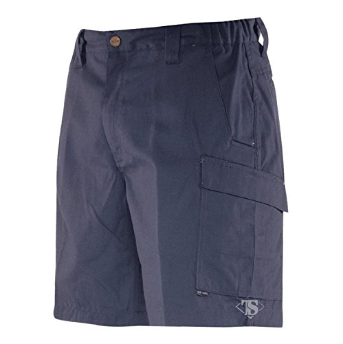 TRU-SPEC 24-7 4232006 Men's ST Cargo Shorts, Polyester Cotton Rip-Stop, 36, Navy by TRU-SPEC 24-7