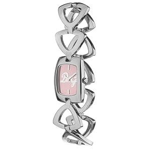 Dolce & Gabbana – Reloj de Mujer, Correa de Acero Inoxidable – Color Oro Rosa