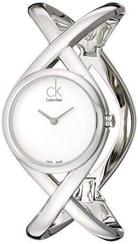 Calvin Klein Damen-Uhren K2L24120