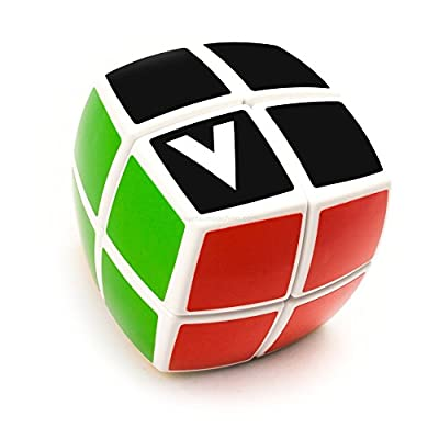 Verdes Innovation - Cube Officiel Des Championnats De France De Speed Cubing - Blanc