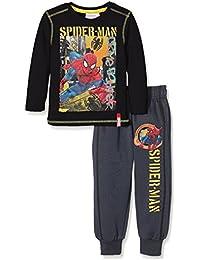 Marvel Boy's Spiderman Crime Fighter Sports Sets
