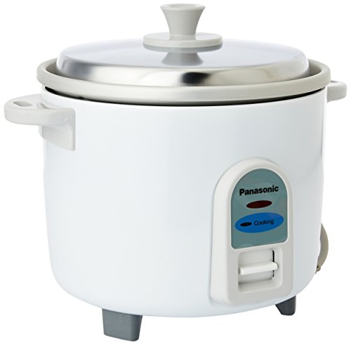 Panasonic SR-WA10 450-Watt Automatic Cooker Without Warmer - 2.7 Litre