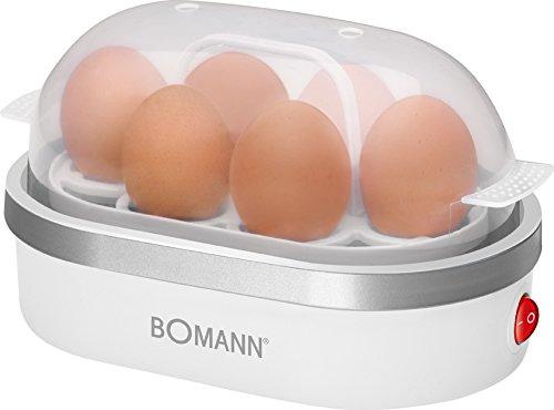 Bomann EK 5022 CB weiss Eierkocher