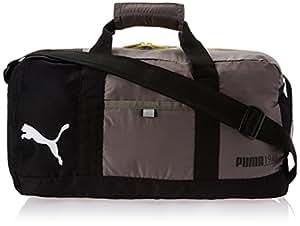 Puma Sporttasche Fundamentals, Steel Gray, 45 x 24 x 24 cm, 072574 06