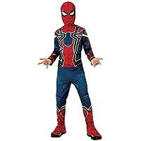 Rubies - Disfraz Spiderman Iron Spider para niño, Infinity War, 3-4 años (Rubie´S 641052-S)