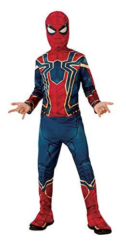 Rubies Iron Spider Infinity War - Disfraz niño, S