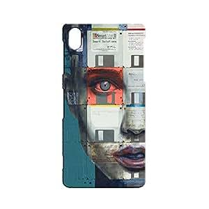 G-STAR Designer 3D Printed Back case cover for Sony Xperia Z5 - G5072