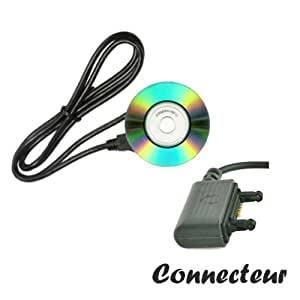 UniversGsm - CABLE DATA USB POUR SONY ERICSSON ZYLO W20i