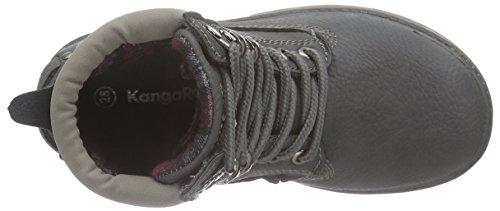 KangaROOS Kangaoutboots 2034, Boots mixte enfant Gris (Shark 290)