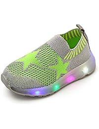 Amazon.es  Lana - Para niños   Zapatos para bebé  Zapatos y complementos 3bcf34fa0bf63