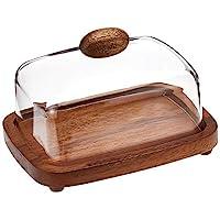 Billi Wooden Butter Dish ACA-920