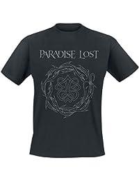 Paradise Lost Crown of Thorns T-Shirt Noir e411c730e757