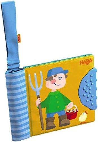 HABA 2423 Buggybuch Bauernhof2, Kleinkindspielzeug