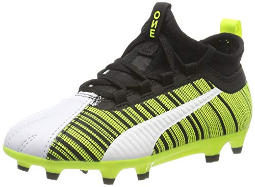 PUMA Unisex Kids One 5.3 Fg/Ag Jr Football Boots