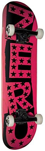 ZERO 8.125 PUNK STARS BLACK PINK KOMPLETT