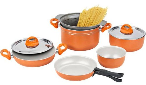 Price comparison product image Brunner Cookware Set Mandarina 9 +1 22cm
