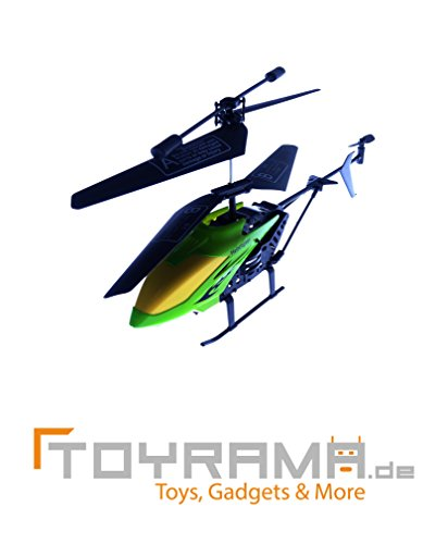 RC Helikopter Basic - Grün