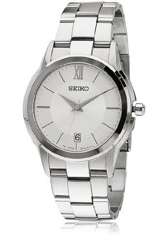 41zS22UG4tL - Seiko Silver SGEF41P1 watch
