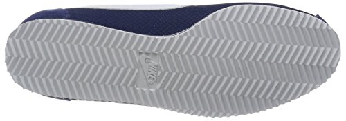 Nike Wmns Classic Cortez Nylon, Chaussures de Sport Femme Bleu - Azul (Loyal Blue / White)